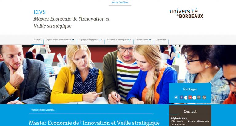 Université de Bordeaux 1